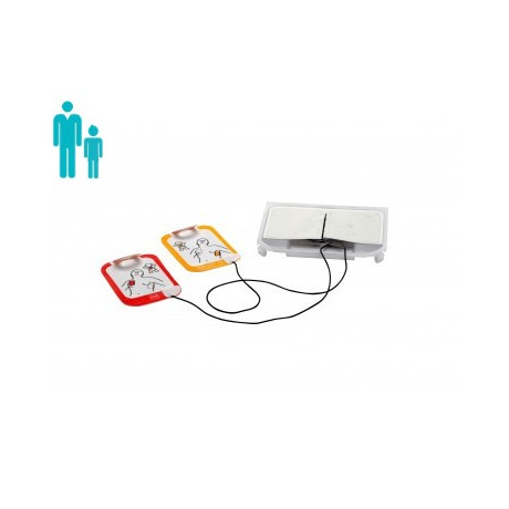 Electrodes lifepak CR2 physio-control