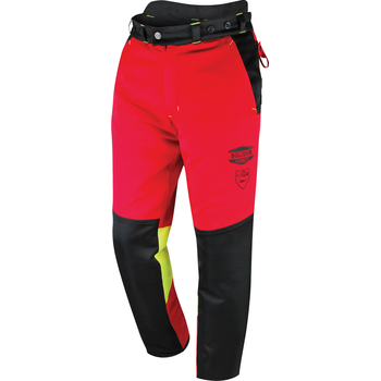 Pantalon bucheron forestier...