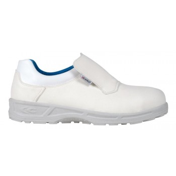 Chaussure mocassin gamme blanche CADMO COFRA S2
