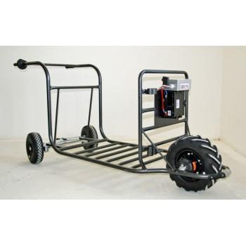 Chariot à moteur EXTRA TRANSPORTEUR ZOETTE transport matériaux
