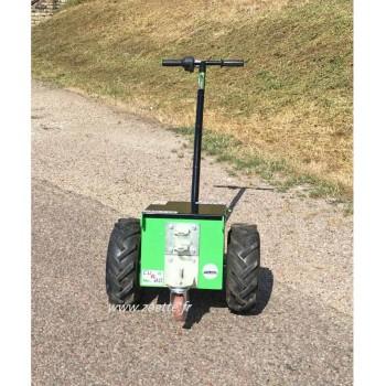 Tracteur chariot KUBO electrique multi usage ZOETTE