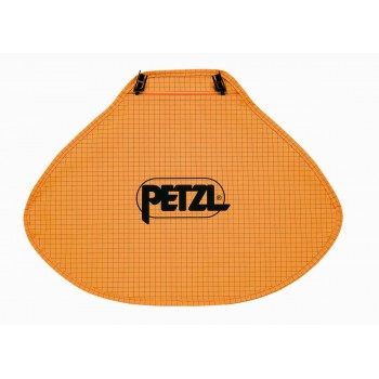Protège nuque orange casques VERTEX et STRATO PETZL I Sécurama