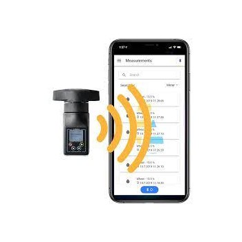 Humidimètre C-PRO SUPERTECH connecté à votre smartphone I Sécurama
