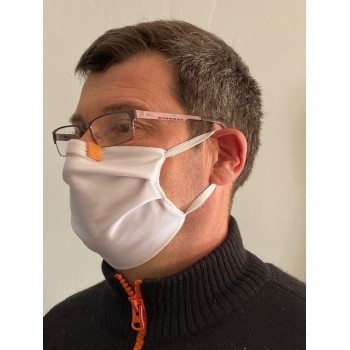 Pince nez anti buée pour masque Sécurama