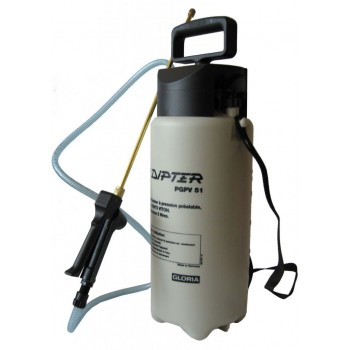 Pulverisateur à pression plastique 5L DIPTER Securama