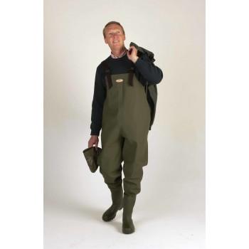 Pantalon botte véritable WADERS LOIC wadtex S5 sécurité Sécurama
