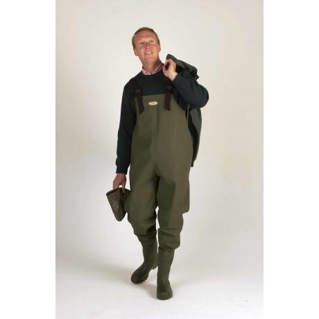 Pantalon botte véritable WADERS LOIC sécurité S5 et non sécurité Sécurama