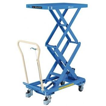Matériel ergonomique: TABLE ELEVATRICE 150KG