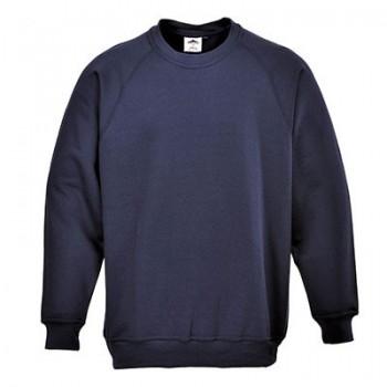 Sweat shirt marine 300 gr B300 PORTWEST Sécurama