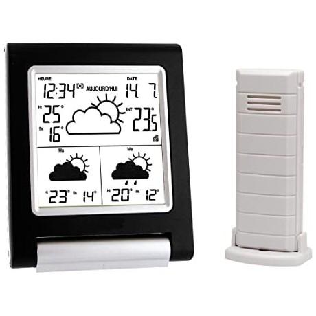 Station météo prévision à 2 jours 1 capteur LA CROSS TECHNOLOGIE
