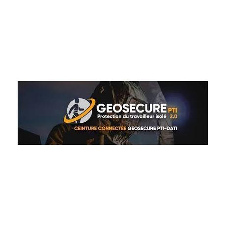 Location Ceinture GEOSECURE DATI protection travailleur isolé